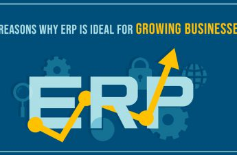 4 Reasons Why ERP Is Ideal for Growing Businesses