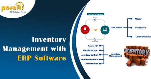 Inventory Management with ERP software | PCSOFT ERP SOLUTIONS PVT  LTD