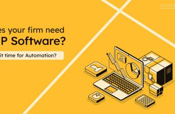 Does your firm need ERP Software Is It time for Automation