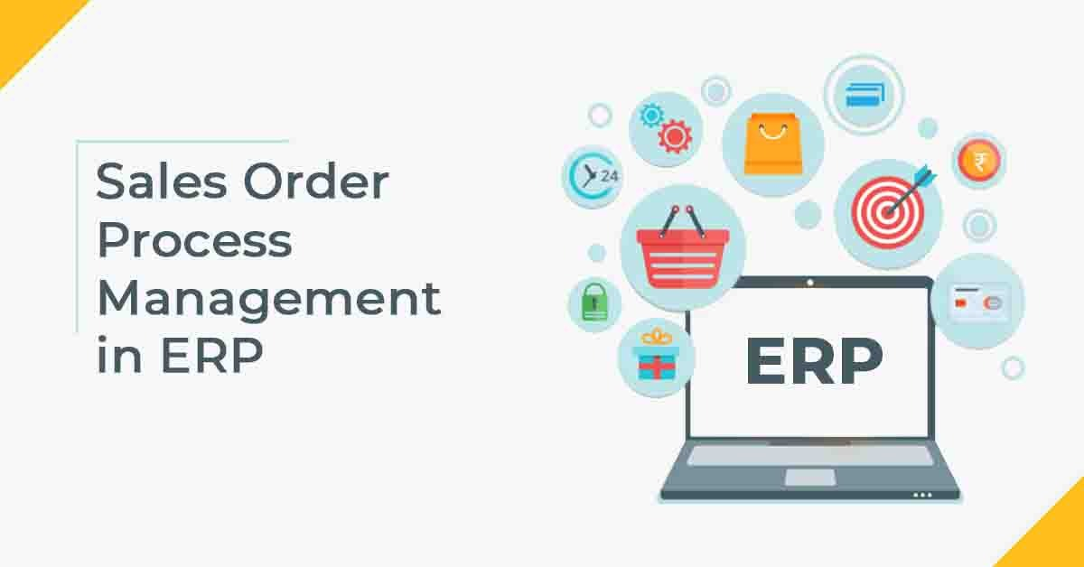 Sales Order Process Management in ERP