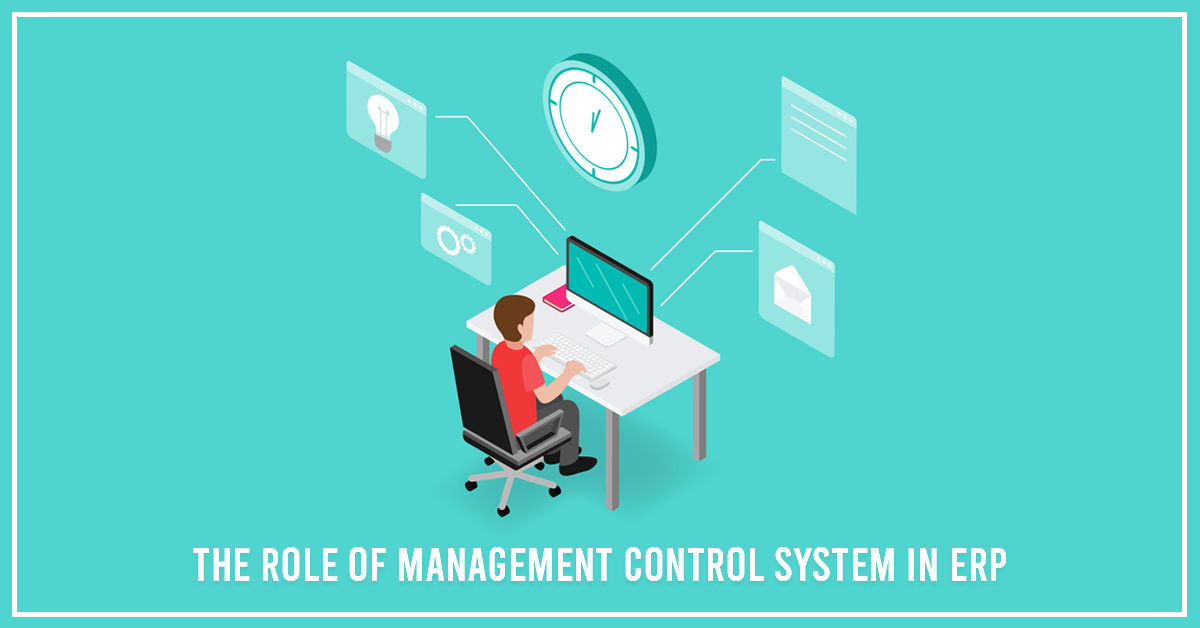 The Role of Management Control System in ERP