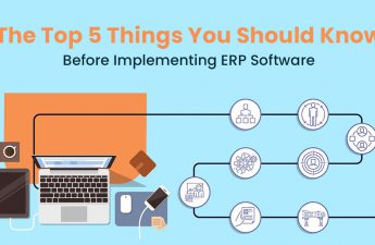 The Top 5 Things You Should Know Before Implementing ERP Software