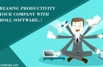 INCREASING PRODUCTIVITY OF YOUR COMPANY WITH PAYROLL SOFTWARE.