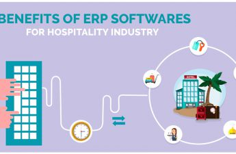 Benifits of ERP softwares for hospitality industry