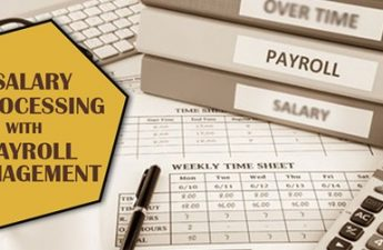 SALARY PROCESSING WITH PAYROLL MANAGEMENT